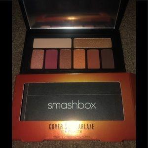 Smashbox Cover Shot Ablaze Eye Palette
